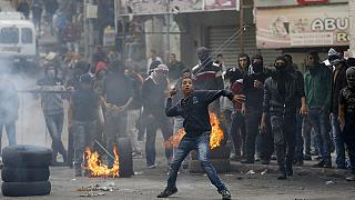 Mideast: clashes in Hebron