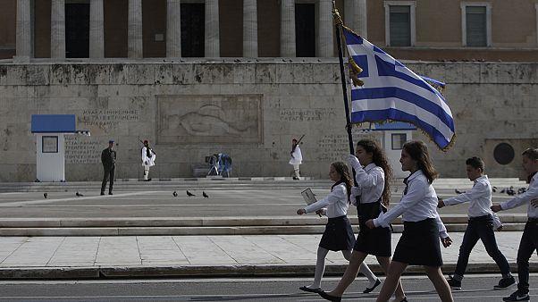 Ελλάδα: Κορυφώθηκαν οι εκδηλώσεις για το «ΟΧΙ»