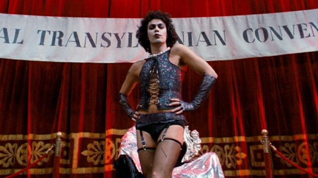 """Festa a Londra, il film-cult """"Rocky Horror"""" compie 40 anni"""