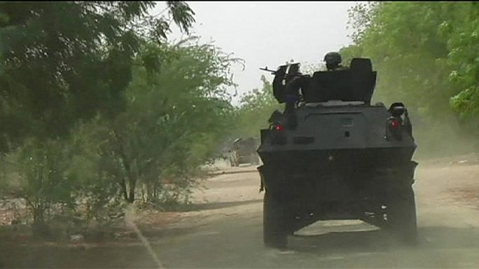 تحرير اكثر من 300 امرأة وطفل من ايدي بوكو حرام