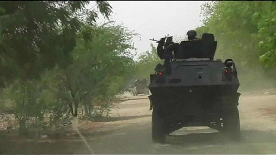 Nigerian military 'frees 338 hostages' from Boko Haram camps