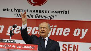 حزب الحركة القومية التركي