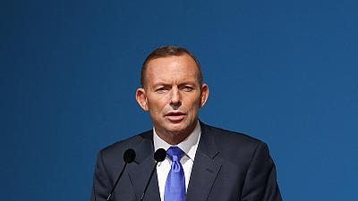 Tony Abbott says Europe's border policy is a 'catastrophic error'