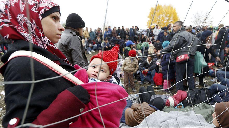 """Alemania acusa a Austria de """"descontrol"""" en la crisis de refugiados"""