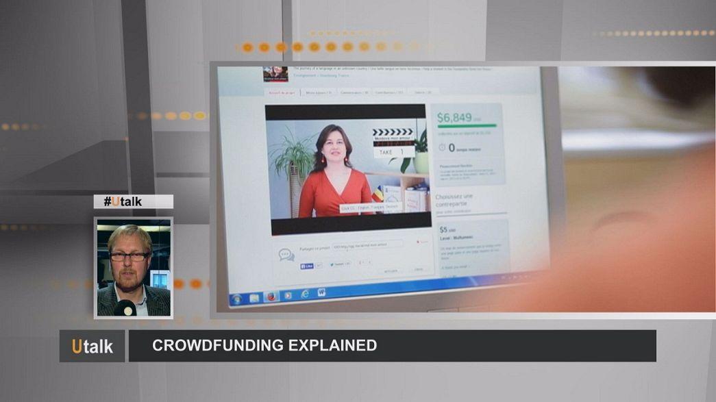 Crowdfunding einfach erklärt