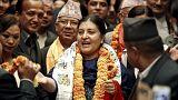 Kommunista elnököt választottak az egykori nepáli királyságban