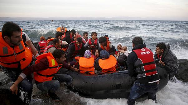 Migrant crisis: Two children and a man drown near Lesbos