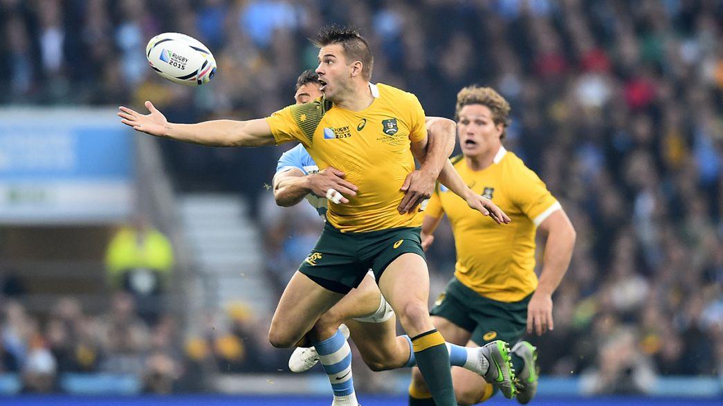 Mondiali rugby: tifosi australiani chiedono di anticipare inizio finale