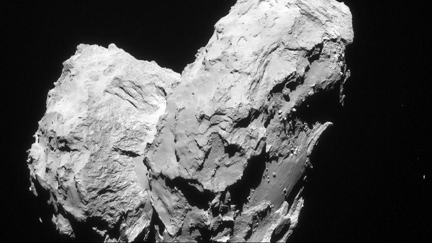 Sonda espacial Rosetta deteta oxigénio em cometa
