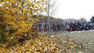 Troppi migranti in Slovenia e Austria: lo spettro delle barriere alle frontiere