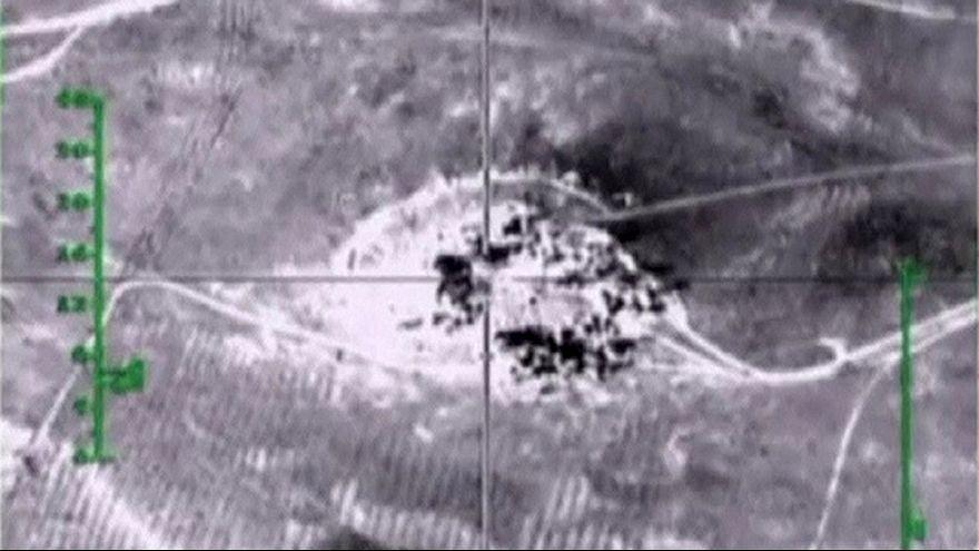 Siria: Bombas antes de la diplomacia en Viena
