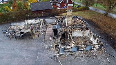 Suécia vai manter secretos alojamentos de refugiados
