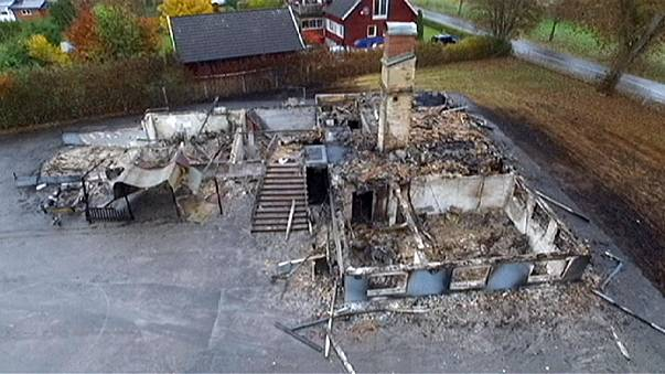 Sweden to hide refugee centres after several attacks