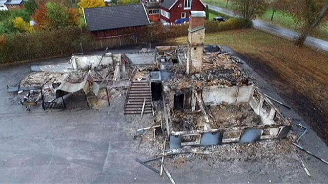 تعدد هجمات حرق مراكز إيواء اللاجئين في السويد