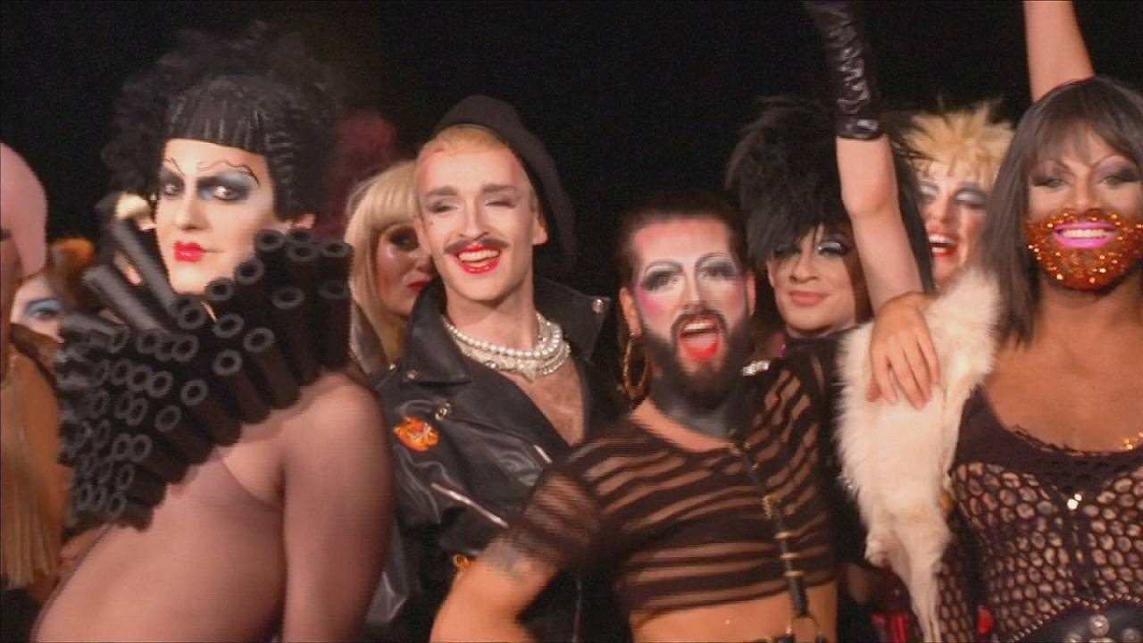 """The Rocky Horror Picture Show"" fête ses 40 ans"