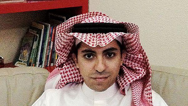 Le blogueur saoudien Raef Badaoui lauréat du prix Sakharov 2015