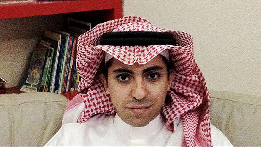 Saudi blogger Raif Badawi wins Sakharov Prize