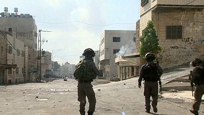 Dos palestinos mueren tras atacar a dos israelíes en Hebrón