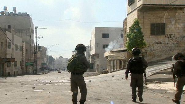 Megint egy véres nap Ciszjordániában