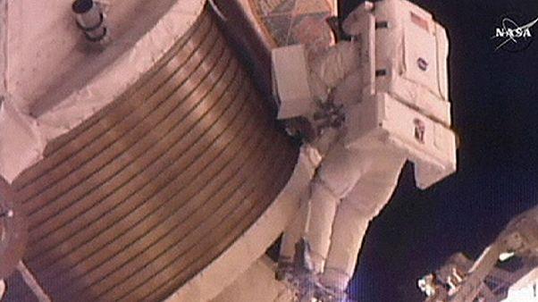 Prima passeggiata nello spazio