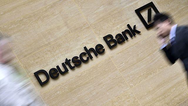 Drámai leépítés a Deutsche Banknál