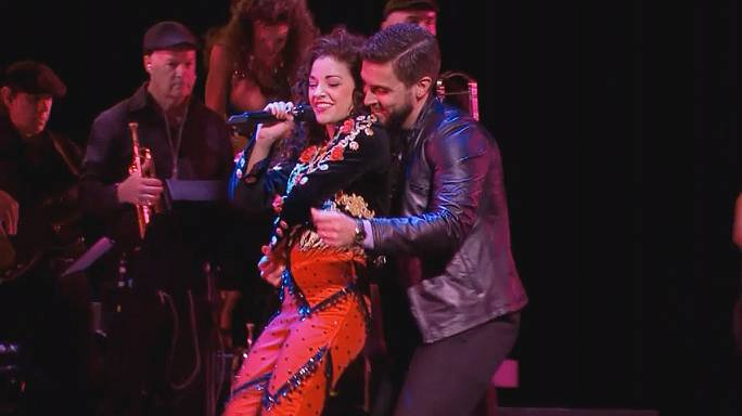 Gloria ve Emilio Estefan'ların hayatı müzikal oldu