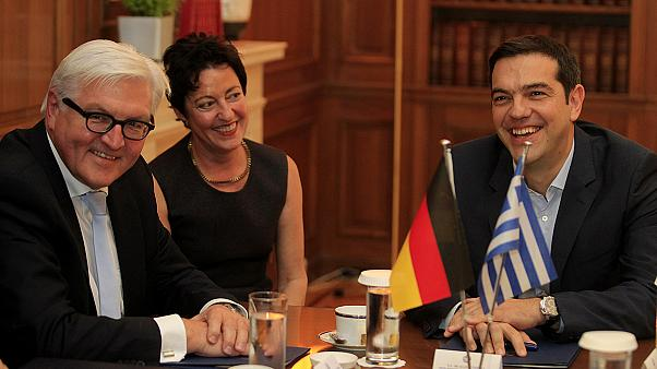 Στην Αθήνα ο γερμανός ΥΠΕΞ Σταϊνμάιερ – Συνάντηση με Τσίπρα και Παυλόπουλο