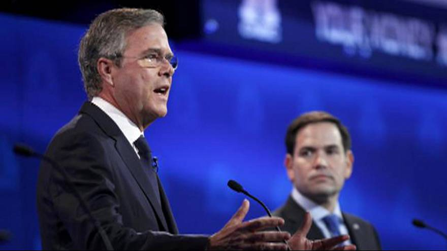 After the third Republican debate, Jeb Bush is on death watch