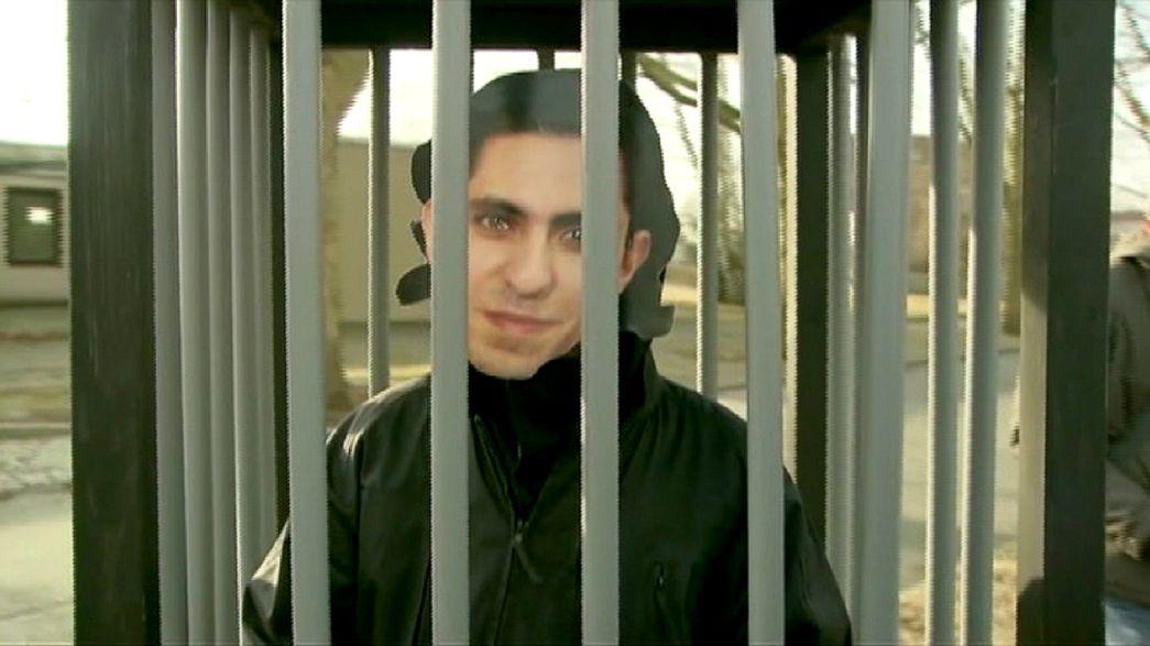 El Parlamento Europeo pide al rey saudí que libere al bloguero Badawi