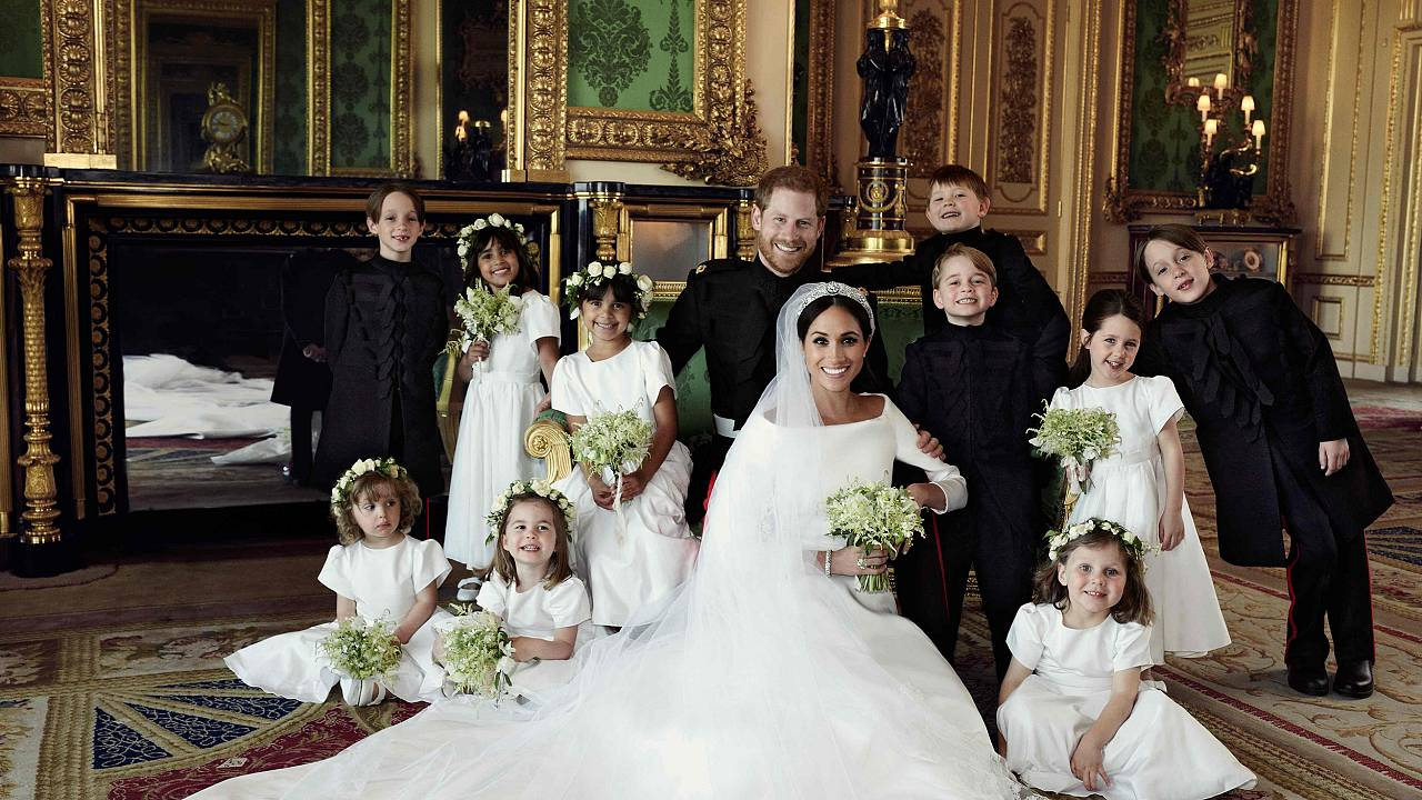 Prince Harry, Meghan Markle and the Royal Family