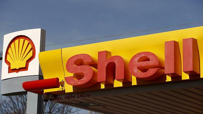 Lourdes pertes trimestrielles pour Shell