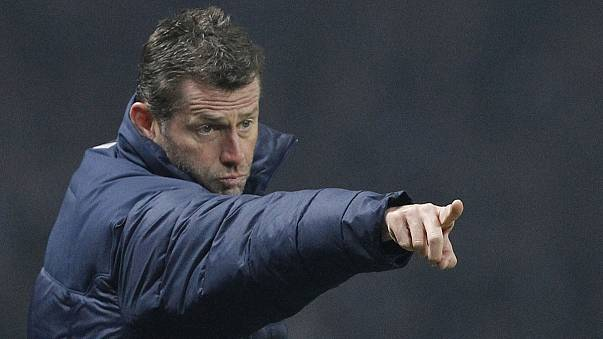 Football: Greece appoint German Skibbe as coach