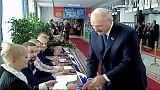 UE suspende grande parte das sanções contra a Bielorrússia