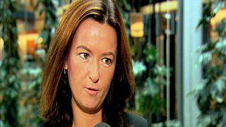 Tanja Fajon, deputata europea slovena, accusa la Croazia di abbandonare i rifugiati al confine sloveno