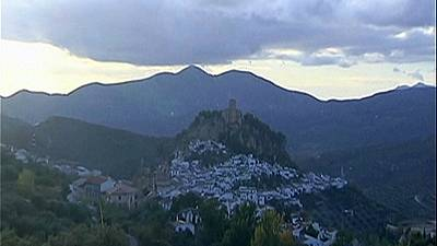Spain's Cold Mountain – one of the top ten views in the world