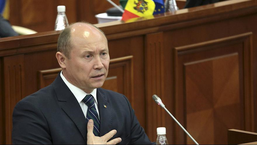 Moldovan government dismissed