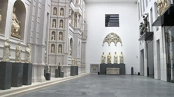 Florence Cathedral museum opens its doors to the world