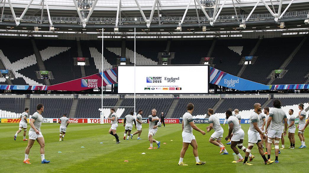Sudáfrica y Argentina lucharán por la tercera plaza de la Copa del Mundo de Rugby