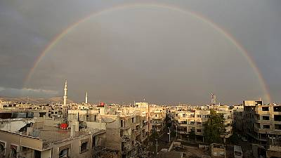 Iran takes seat in international peace talks on Syria