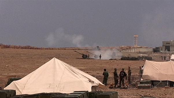 Violence rages in Syria as crisis talks begin