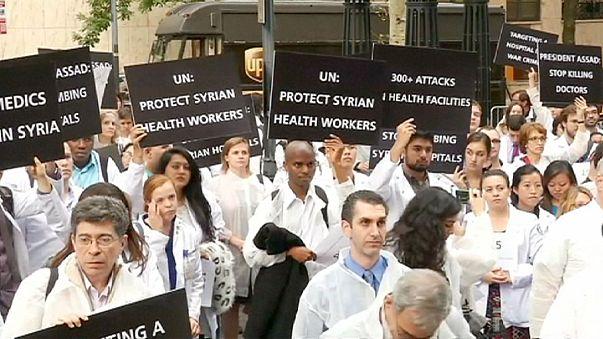 A bombázások miatt hat kórházat bezárt Szíriában az Orovosk Határok Nélkül