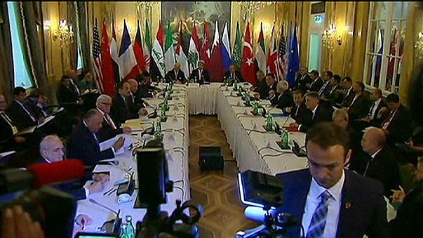 آغاز به کار نشست سوریه با حضور ایران