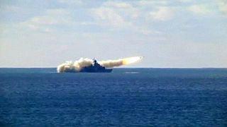Kırım'da Rus Ordusu tatbikatı