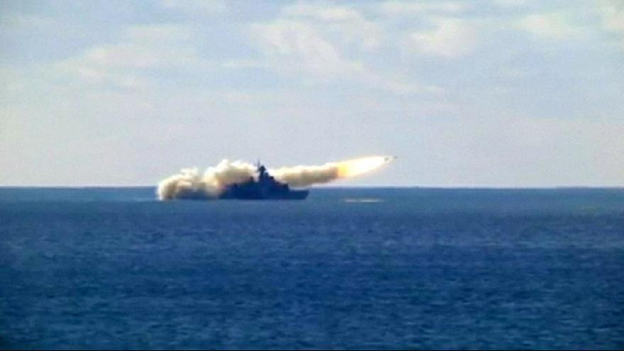 Russian military exercise in Crimea