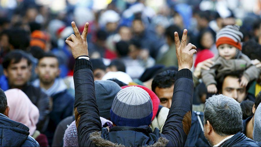Споры из-за беженцев. Год Еврокомиссии. Сахаровский лауреат