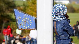 Deal mit Österreich: 50 Flüchtlinge pro Stunde an 5 Übergängen