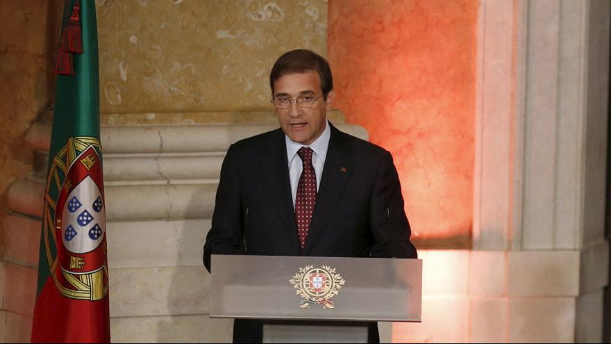 Portugal Ahead coalition sworn in, sets clock ticking