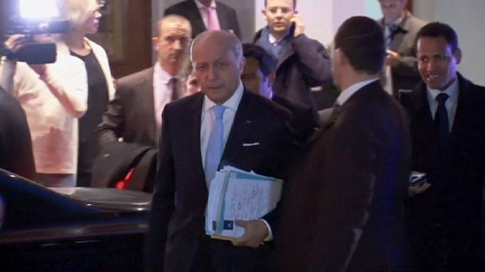 فابيوس:جولة جديدة من المحادثات بشأن سوريا في فيينا بعد أسبوعين
