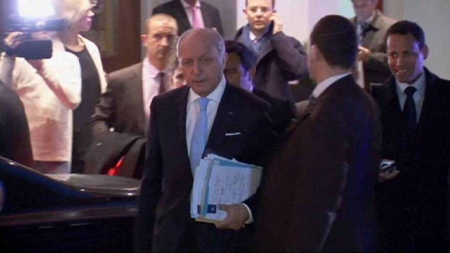 World powers conclude Syria talks, remain divided over Assad