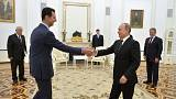 Fate of Assad crucial to ending Syrian war